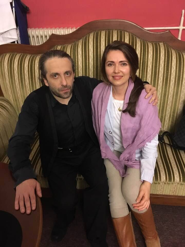 Среща с Мариус Куркински