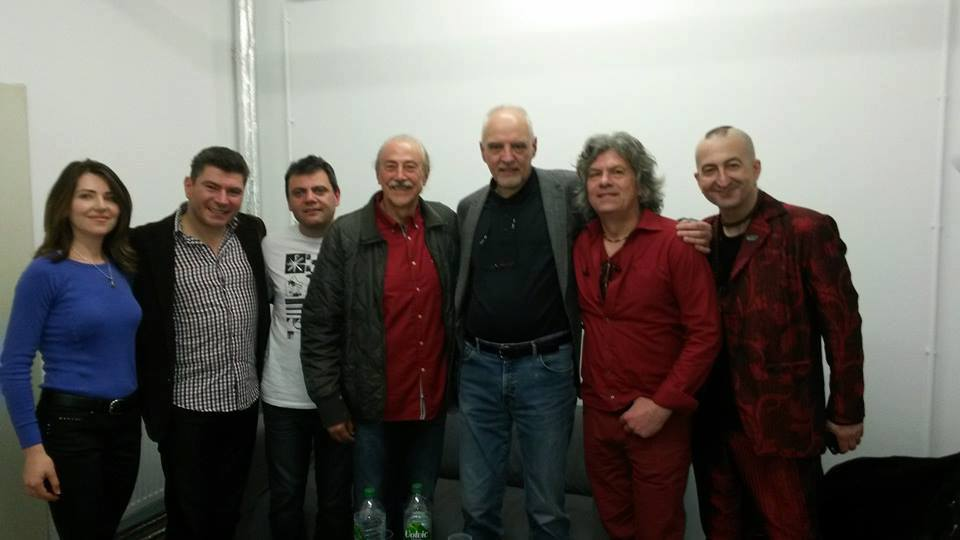 Легендите на Българската рок музика