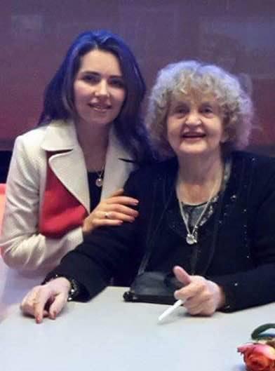 Среща с Татяна Лолова