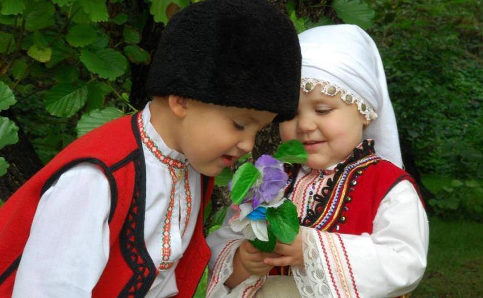 Български народни танци в Розенхайм
