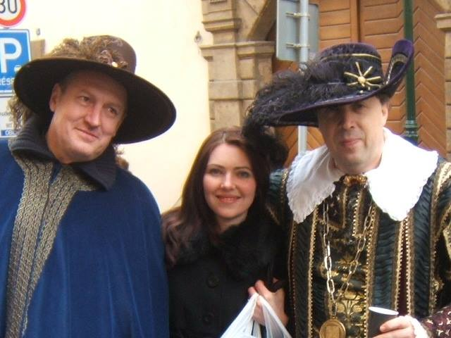 Приказна разходка в Прага