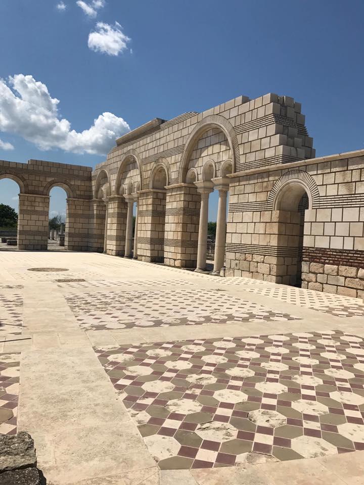Плиска – древна и свята
