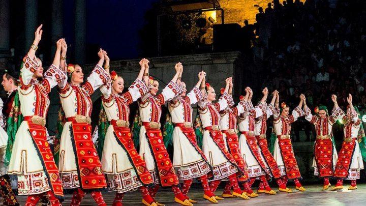 Тракийски лечебни танци за сърцето и душата в Розенхайм