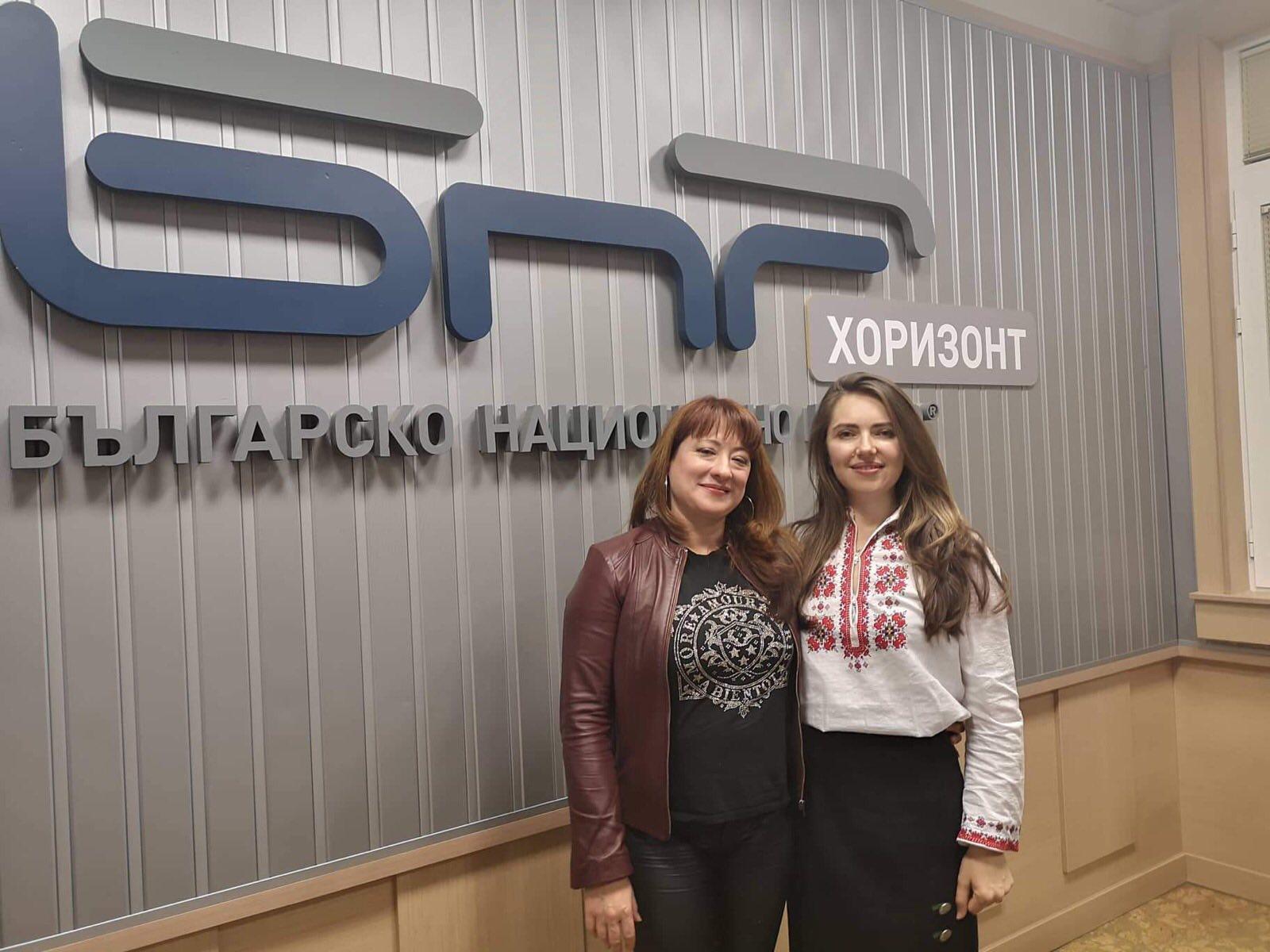 На гости при Станислава Пирчева в Нощен Хоризонт