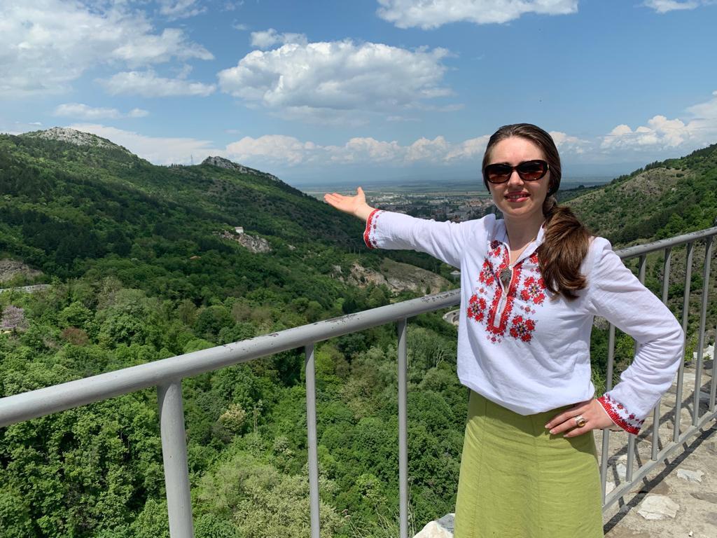 Изглед от Асенова крепост