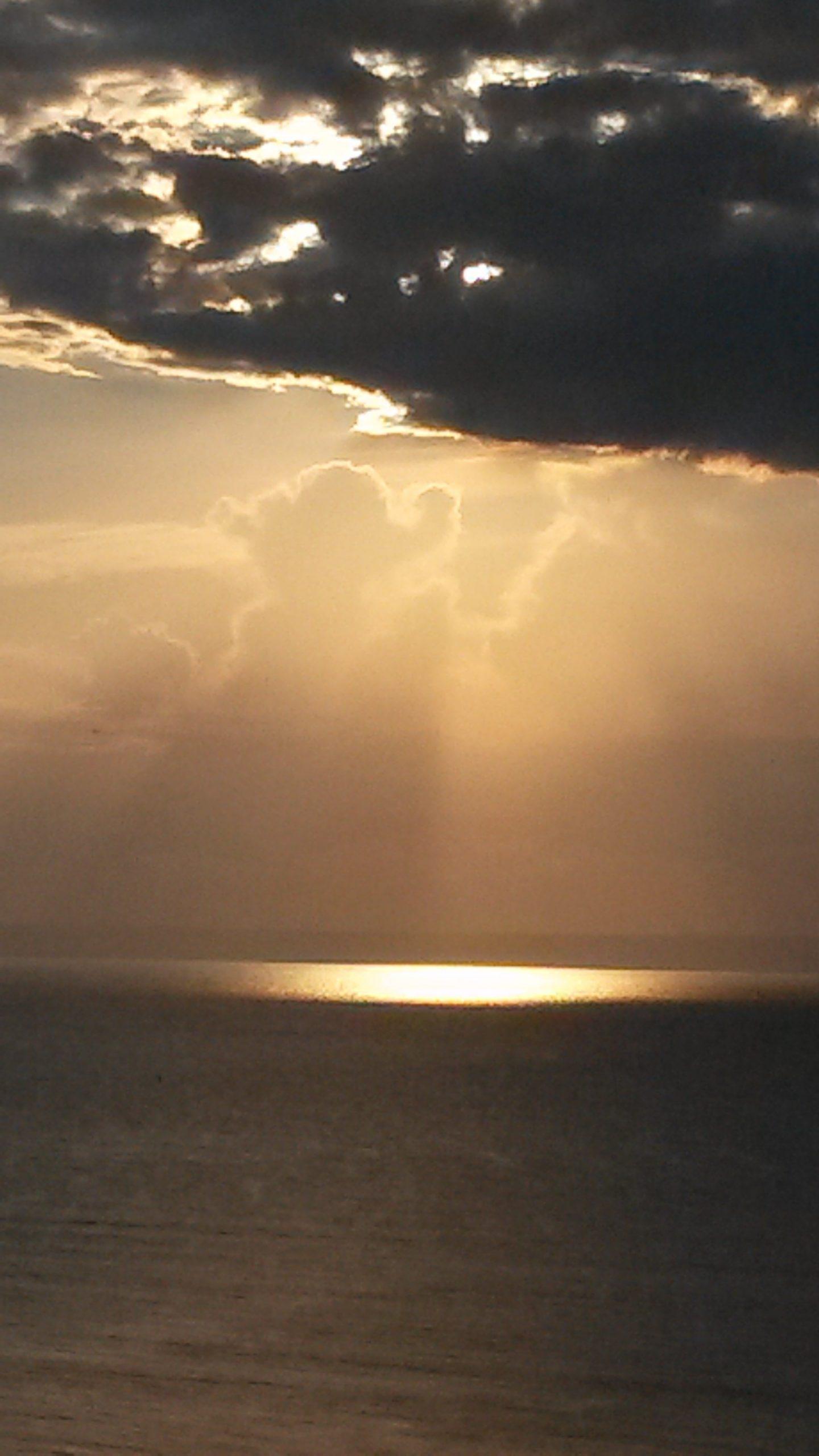 Залез над Калиакра