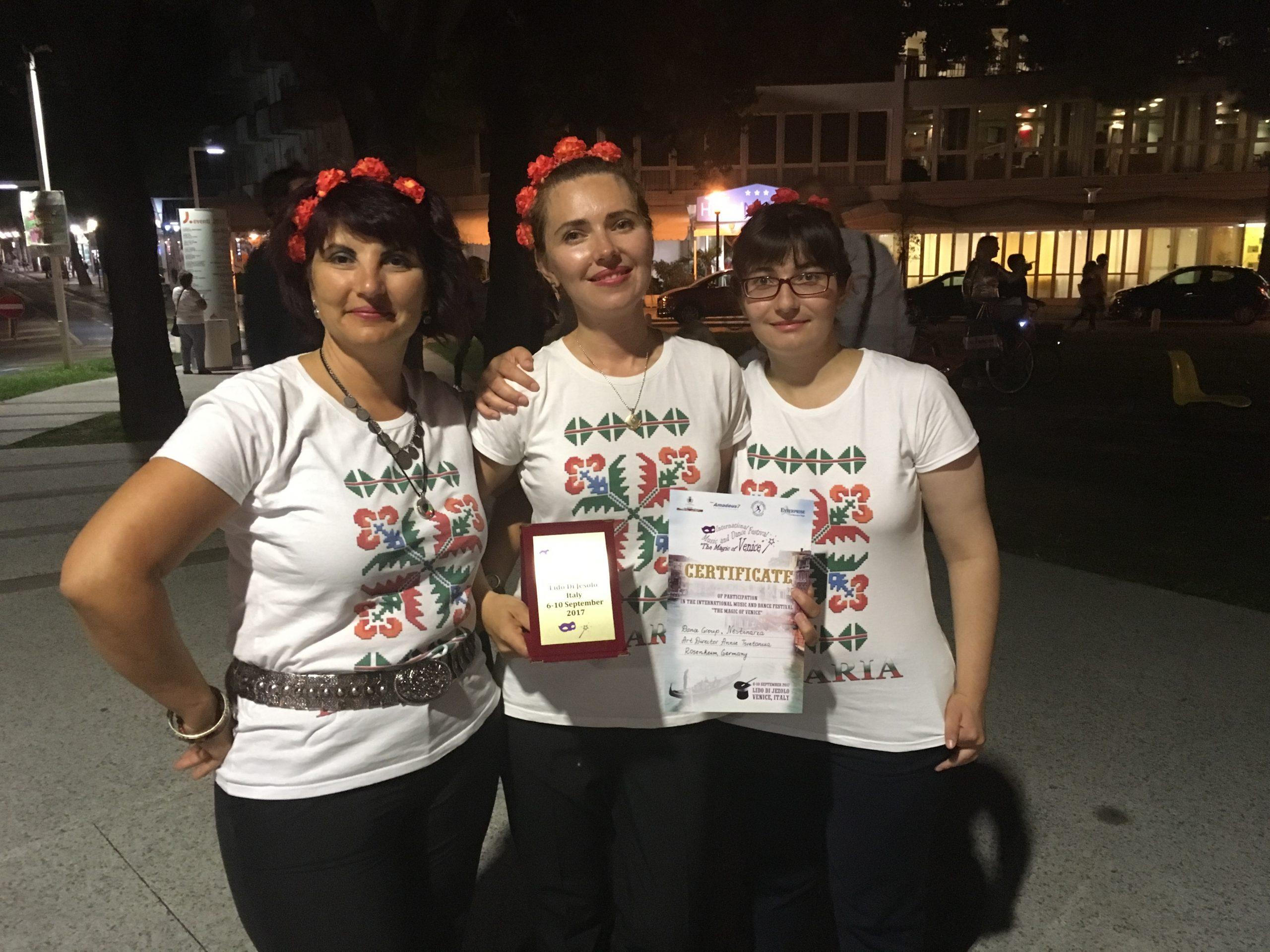 Международен фестивал в Лидо Ди Йезоло – Италия