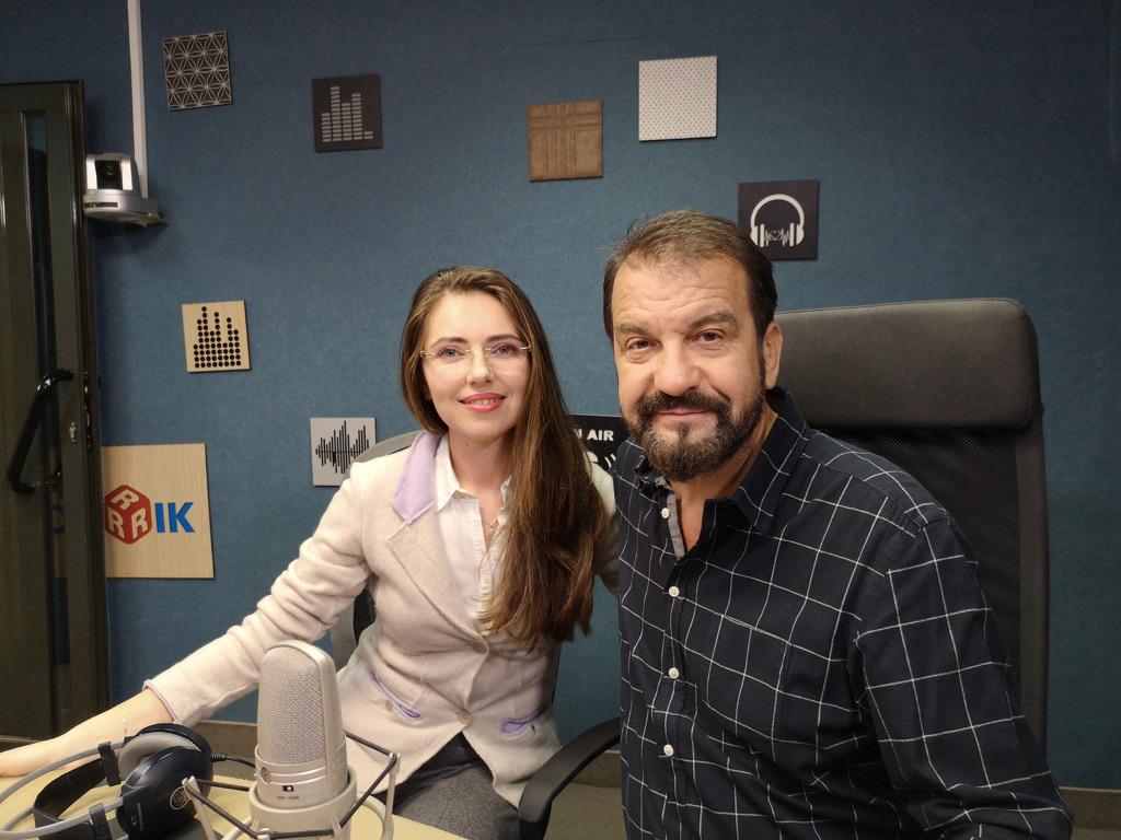 В Дарик радио с Ники Кънчев