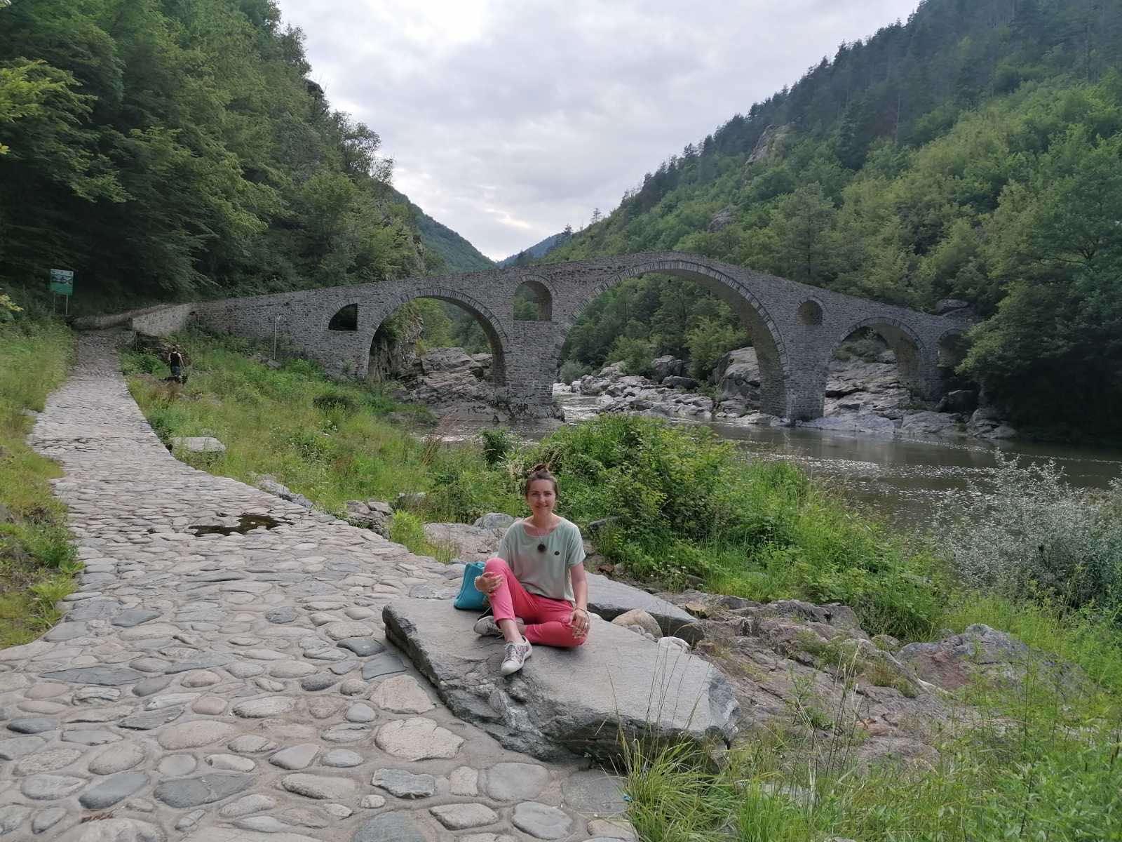 Чудният мост над река Арда